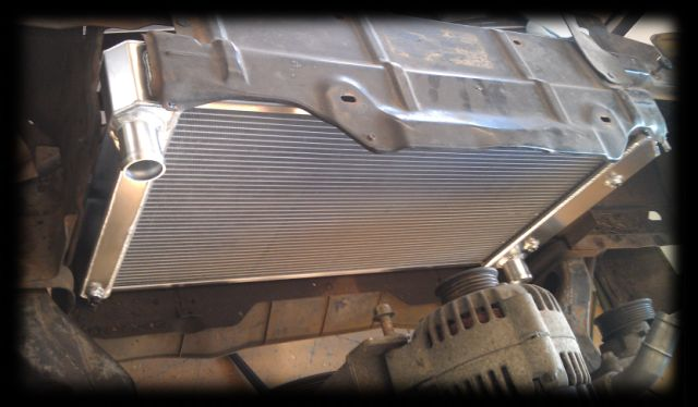 RnD Fabrication 68-77 A-Body Crossflow Radiator