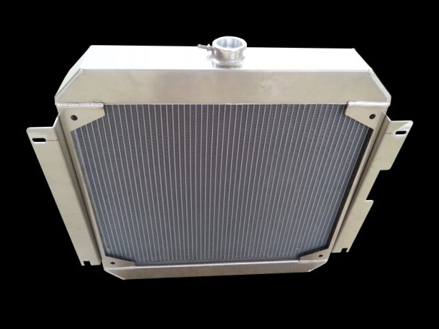 RnD Fabrication 62-64 Belvedere Downflow Radiator