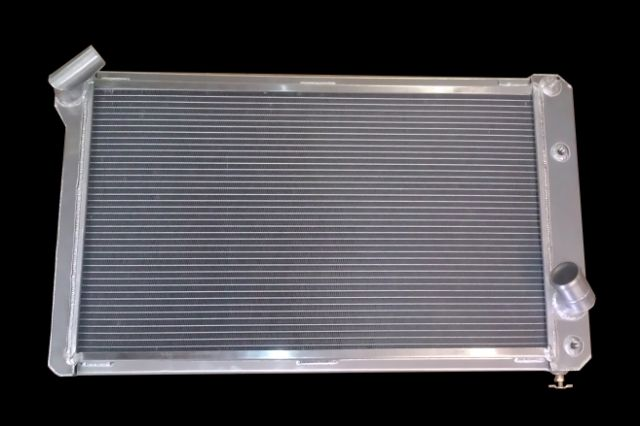 RnD Fabrication Corvette Crossflow Radiator