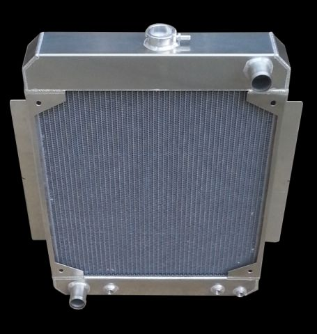 RnD Fabrication 55-56 Crown Vic Downflow Radiator
