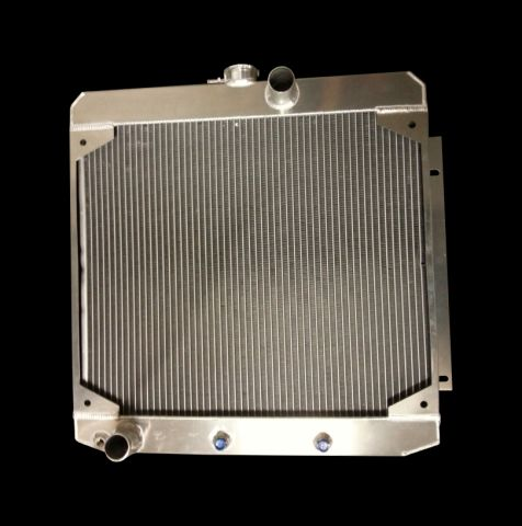 RnD Fabrication 71-73 Rectrans Downflow Radiator